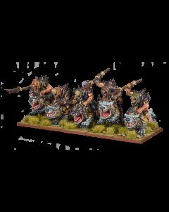 Kings of War Hackpaws Troop