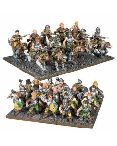 Kings of War Halfling Battlegroup