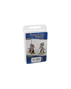 Fireforge Miniatures Albion Lady Ravenclaw