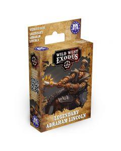 Wild West Exodus : Legendary Abraham Lincoln
