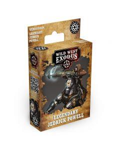 Wild West Exodus : Legendary Jedrick Powell