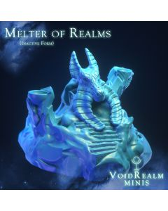PoD Voidrealm Minis Melter of realms Deactivated