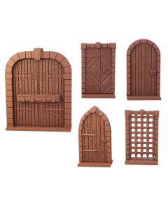 Terraincrate Dungeon doors booster