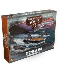Dystopian Wars: Mozhayski Starter set
