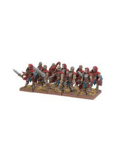 Kings of War Undead Mummies troop