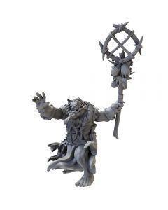 Kings of War Jesse's Ogre Warlock