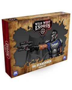Wild West Exodus : No Surrender! starter
