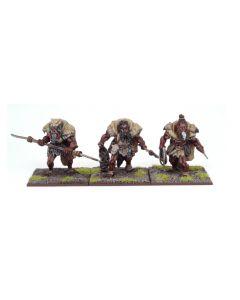 Kings of War Ogre Hunters Regiment