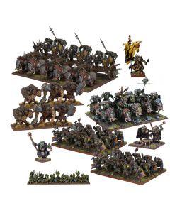 Kings of War Orc Mega Army starter