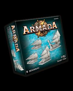 Kings of War Armada Orc Booster