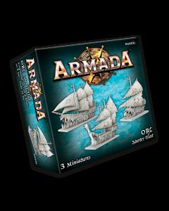 Kings of War Armada Orc Starter