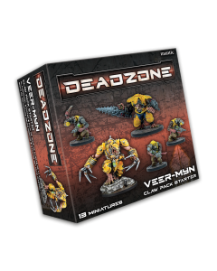 Mantic Deadzone V3. Claw Pack Starter (shipping 25oct)