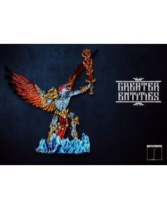 Warhammer Age of Sigmar Greater demon of Tzeentch