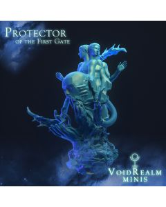 PoD Voidrealm Minis Protector of the First Gate activated