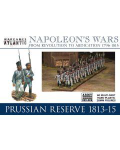 Wargames Atlantic Napoleons Wars: Pruissian Reserves (60 models!)