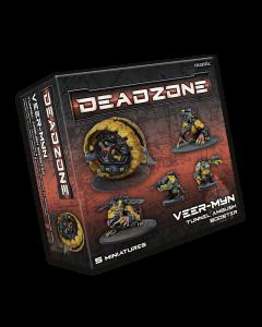 Mantic Deadzone V3. Tunnel Ambush Booster (shipping 25oct)