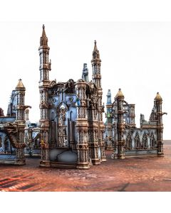 Archon-Studio Rampart Eternal Cathedral Terrain set (medio September)