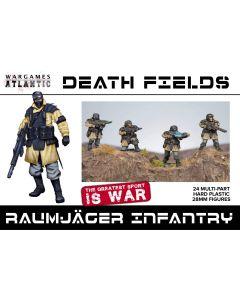 Wargames Atlantic Raumjäger Infantry