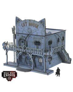 Wild West Exodus Red Oak Cat House Bordeel