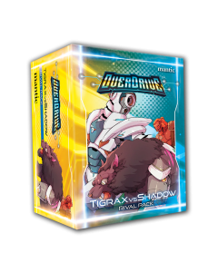 Overdrive Rival Pack Tigrax Vs. Shadow  (20-09-2021)