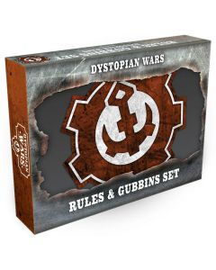 Dystopian Wars: Rules and Gubbins