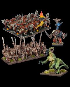 Kings of War Salamander starter army