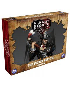 Wild West Exodus : The Secret Service posse