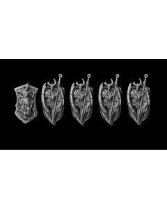 Liber Daemonica Shield set Chaos (5)