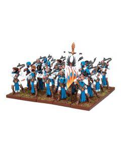 Kings of War Basilean Sisterhood Regiment