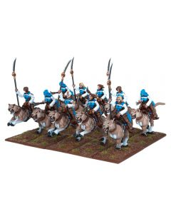 Kings of War Basilean Sisterhood Panther Lancer Regiment