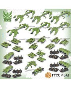 Dropzone Commander UCM Starter Army