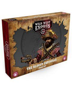 Wild West Exodus : The Bloody Espinosas posse