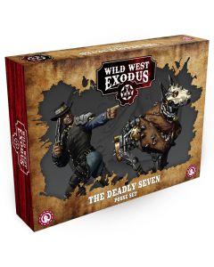 Wild West Exodus : The Deadly Seven Posse