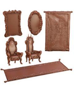 Terraincrate Throne room