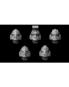 Liber Daemonica Fists Helmet set (5)