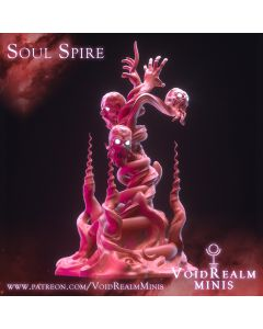PoD Voidrealm Minis Soul Spire