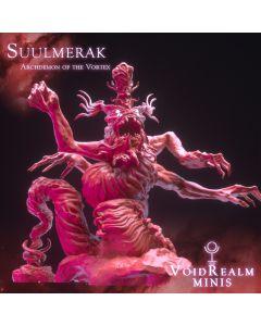 PoD Voidrealm Minis Suulmerak: Archdemon of the Vortex