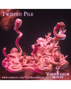 PoD Voidrealm Minis Twisted Pile