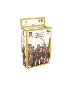 Guildball : Brewers Guild : A Drop of Old Jakes