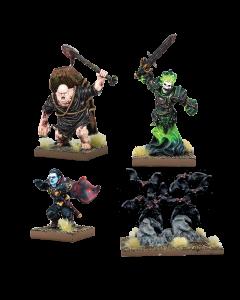 Kings of War Vanguard Undead booster pack