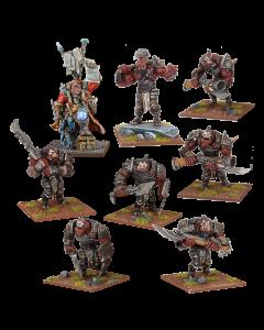 Kings of War Vanguard Ogre starter pack