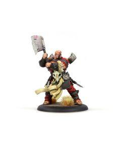 Guildball captain: Veteran Boar, Butchers