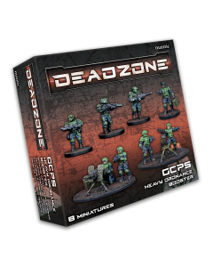 Mantic Deadzone V3. GCPS Heavy Ordnance Booster (shipping 25oct)
