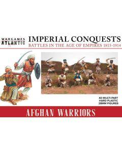 Wargames Atlantic Afghan warriors 1815 - 1914