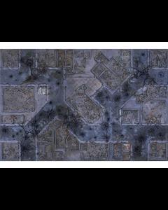 Kraken Battlemat Warzone City