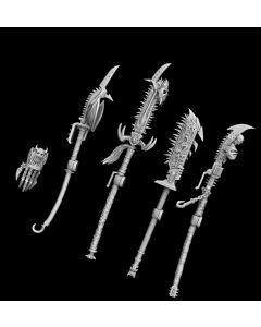 Liber Daemonica left hand Weapons set Skin (5)
