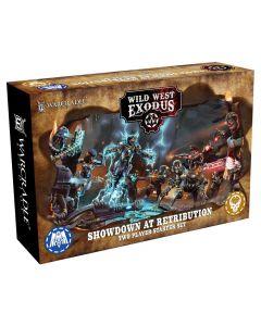 Wild West Exodus: Showdown at Retribution 2 Player Starter set (30-10-2021)
