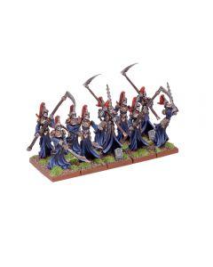 kings of war Vampire on undead pegasus
