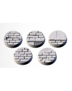 Txarli Factory 25mm WWII bases (10)