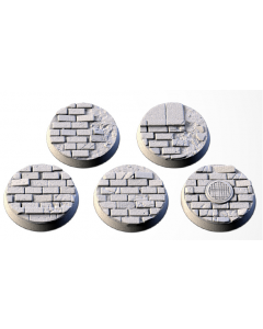Txarli Factory 32mm WWII bases (10)